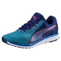 Puma - Chaussure de course Speed 500 IGNITE 2 pour homme bleu - Livraison Gratuite avec - Chaussures Chaussures-de-running Homme