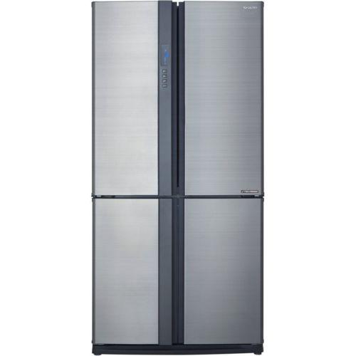 sharp combin frigo cong lateur sjex 770 fsl achat. Black Bedroom Furniture Sets. Home Design Ideas