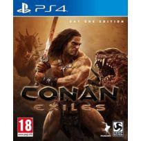 DEEP SILVER - Conan Exiles - Jeu PS4