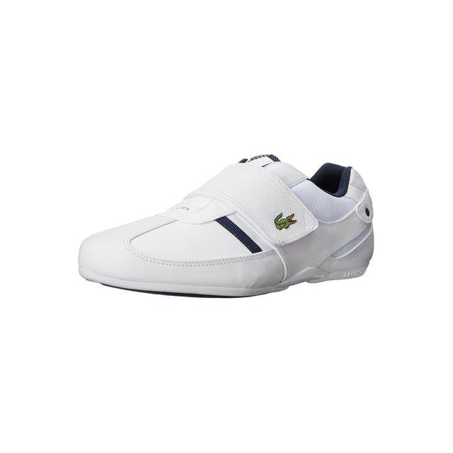 b85da0b5c35 Lacoste - Chaussures Homme Protected Cr Us Spm - pas cher Achat   Vente  Baskets homme - RueDuCommerce