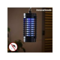 3w Innovagoods Anti Moustiques Lampe Kl 900 Noire WEHD9I2