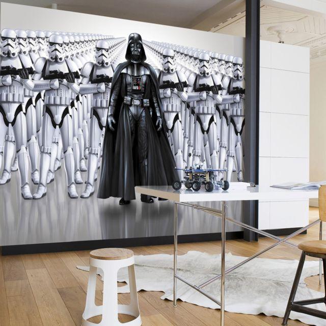 Komar   Papier Peint Dark Vador & Stormtroopers Star Wars 254X368