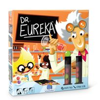 BLUE ORANGE - Dr Eureka - BLU027DO
