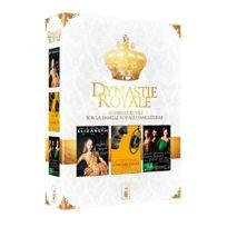 Warner Home Video - Le discours d'un Roi - Deux soeurs pour un Roi - Elizabeth - Coffret