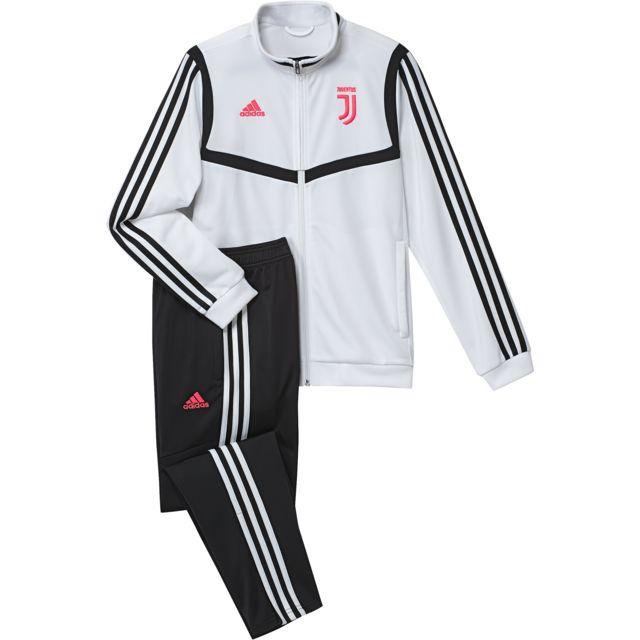 Adidas Survêtement de présentation junior Juventus Turin