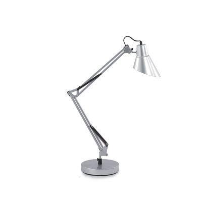 Boutica-design Lampe à poser Sally Argent 1x42W - Ideal Lux - 061146