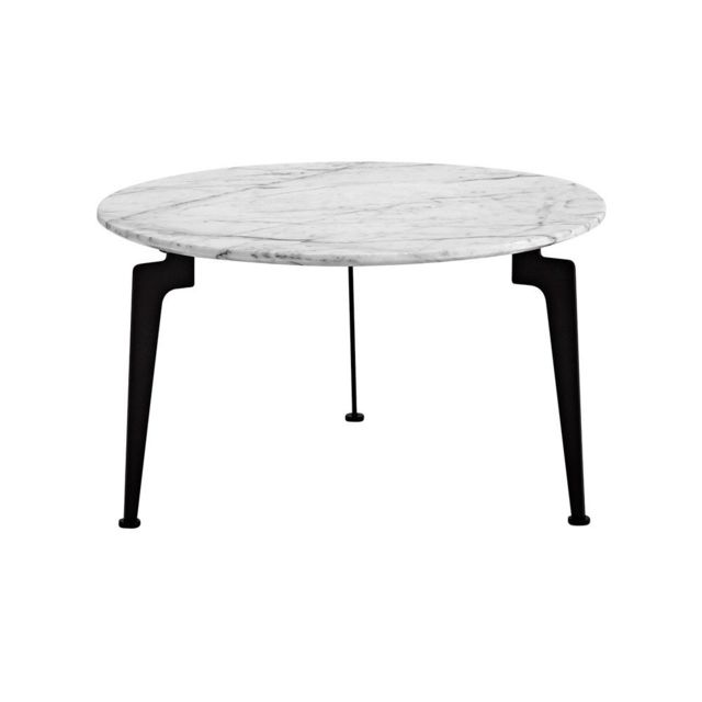 Inside 75 Table Basse Design Scandinave Laser Taille L Plateau En