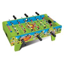 Kein Hersteller - Table De Babyfoot 69CM GREEN Edition, Mh116498