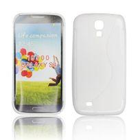 Bluetrade - Coque Tpu type S pour Samsung Galaxy s4 -blanc