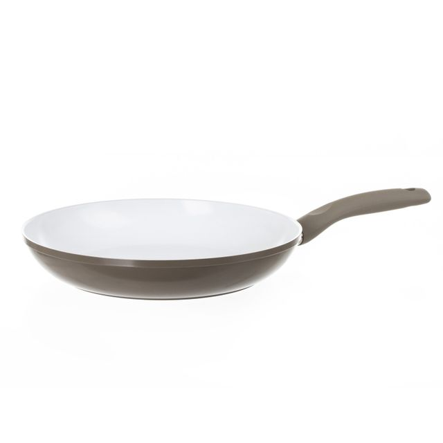 Secret De Gourmet Poele - Aluminium forgé et céramique - Diam. 26 cm