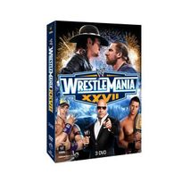 Fremantle Media - Wrestlemania 27 Coffret 3 Dvd