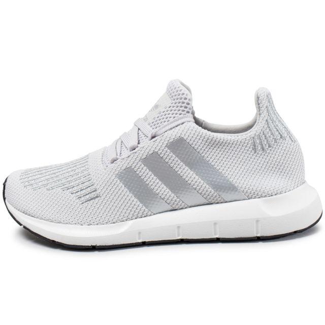 buy popular 9a02e 6d939 Adidas originals - Swift Run W Grise Et Argent