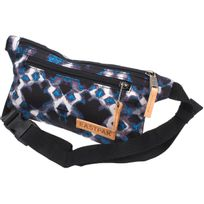 Eastpak - Banane ceinture Talky blue diamonds Bleu 54858