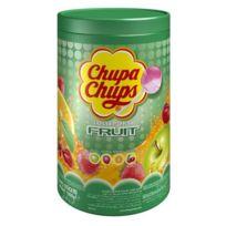 Chupa Chups - Tubo 100 Sucettes 100% Fruits