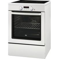 FAURE - Cuisinière Induction Four Pyrolyse FCI6602MWP FCI 6602 MWP