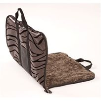 Zu&LU - Coussin Nomade Pour Chien/CHAT Modele Ines Small Zebre