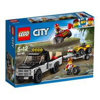 Lego - L'équipe de course tout-terrain - 60148