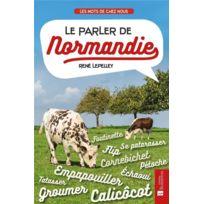 Bonneton - Le parler de Normandie