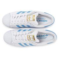 adidas superstar bleu ciel