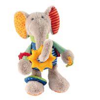 Sigikid - Peluche d'activité : Elephant