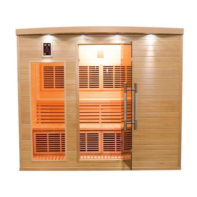 france sauna sauna infrarouge apollon 5 monophas pas cher achat vente saunas chaleur. Black Bedroom Furniture Sets. Home Design Ideas