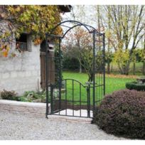 Portillon de jardin en fer - catalogue 2019 - [RueDuCommerce ...