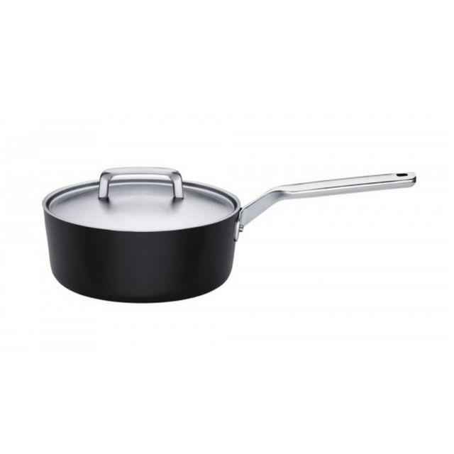 FISKARS casserole anti-adhésive 20cm + couvercle - 1023754