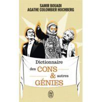 J'AI Lu - Dictionnaire des cons et autres génies