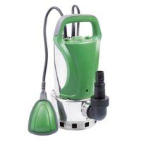 Ribimex - Pompe vide-cave eaux chargées 1100w inox + interrupteur flotteur