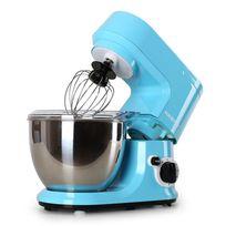 KLARSTEIN - Carina Azzura- Robot de cuisine patissier 4l 6 vitesses 800W - bleu