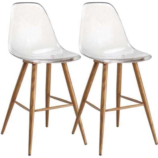 Lot Bar 75 De En Design Chaises Inside 2 Scandinave Osana xdCBoeQrW