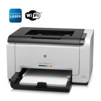 Hp - Imprimante Color LaserJet Cp1025nw