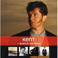 Az - Kent - 4 Cd originaux : Nouba | D'un autre occident | A nos amours | Tous les hommes Coffret