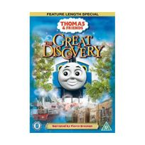 Hit Entertainment - Thomas and Friends - the Great Discovery Import anglais