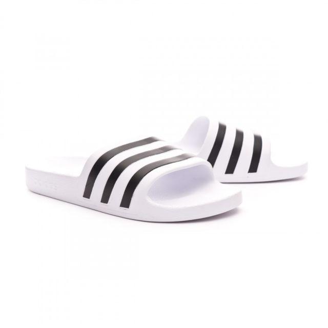 Adidas Adilette Aqua pas cher Achat Vente Sandales et