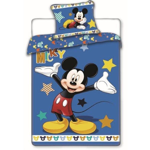 Mickey parure de lit disney stars pas cher achat vente linge de lit enfant rueducommerce - Parure de lit enfant disney ...