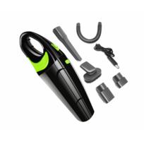 YP Select Aspirateur sans fil USB sans fil pour véhicule Noir Vert Noir