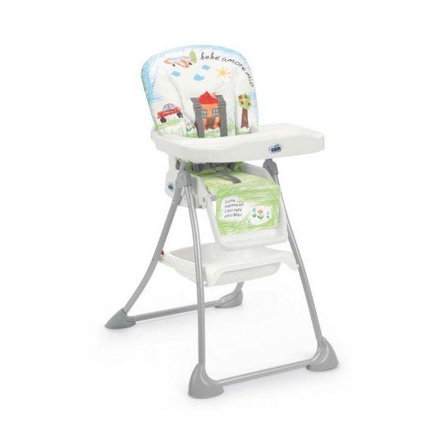 Chaise Haute Mini Plus Dessins Bébé