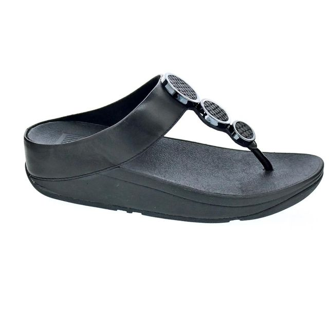 Fitflop Chaussures Femme Sandales modele Halo Toe Thong