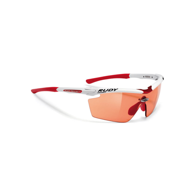 Rudyproject - Lunettes Rudy Project Genetyk Racing White ImpactX  Photochromic Red 110ce5392126