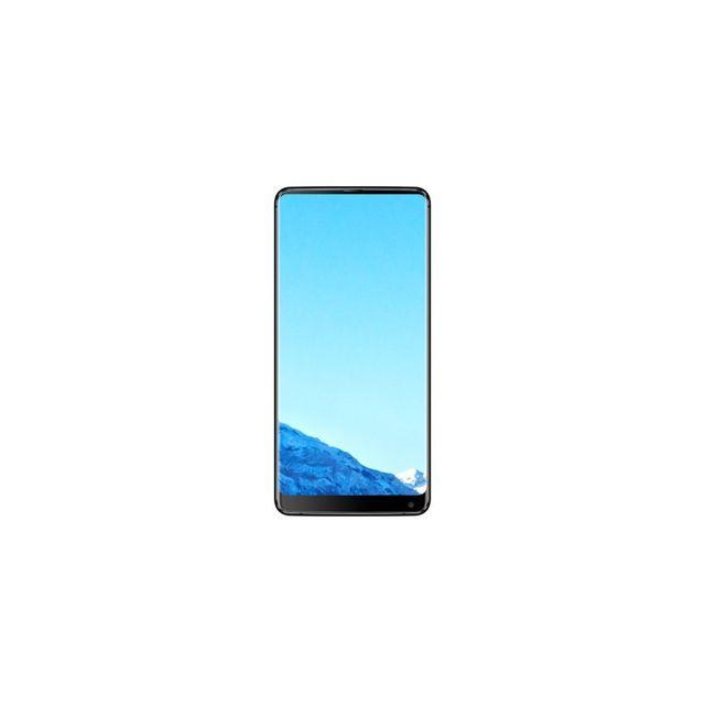 Auto-hightech Smartphone Octa Core 5,99 pouces avec Android 7.0, 4G, Wifi et bluetooth - Noir