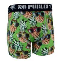 No Publik - Boxer Microfibre Baby Pineapple