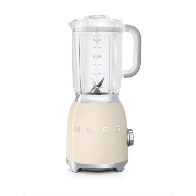 SMEG blender 1,5l 800w crème - blf01creu