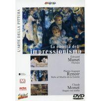 Cinehollywood Srl - L'ARTE Della Pittura - La Nascita Dell'IMPRESSIONISMO IMPORT Italien, IMPORT Dvd - Edition simple
