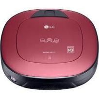 LG - Aspirateur robot VR6600PG - Bordeaux