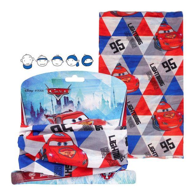b3aced430ed7 Marque Generique - Cache col Cars enfant echarpe foulard snood tour de cou Disney  snoods Multicolore - TU - pas cher Achat   Vente Gants enfant - ...
