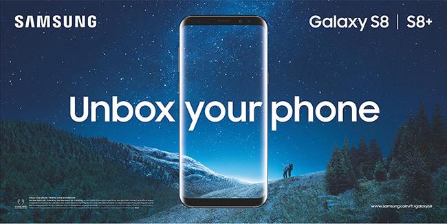 samsung galaxy s8 plus 64 go noir carbone pas cher achat vente smartphone android. Black Bedroom Furniture Sets. Home Design Ideas