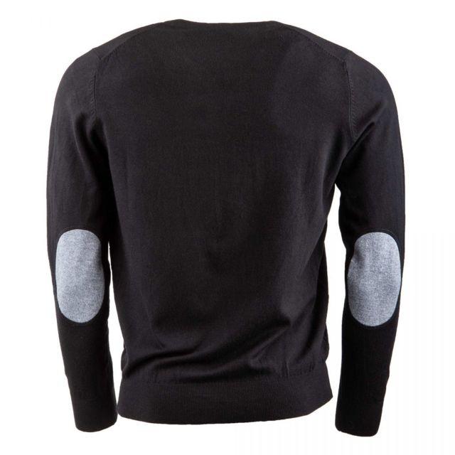 Real Cashmere - Pull laine cachemire col rond coudières homme - pas cher  Achat   Vente Pull homme - RueDuCommerce bb2cf8e41de7