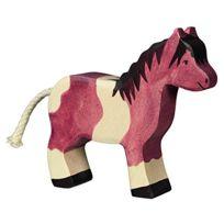 Holztiger - 2040928 - Figurine Animal - Poney
