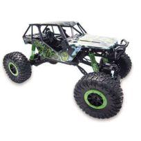 """Amewi - Crazy Crawler """"Green"""" 4WD Rtr 1/10 Rock Crawler"""